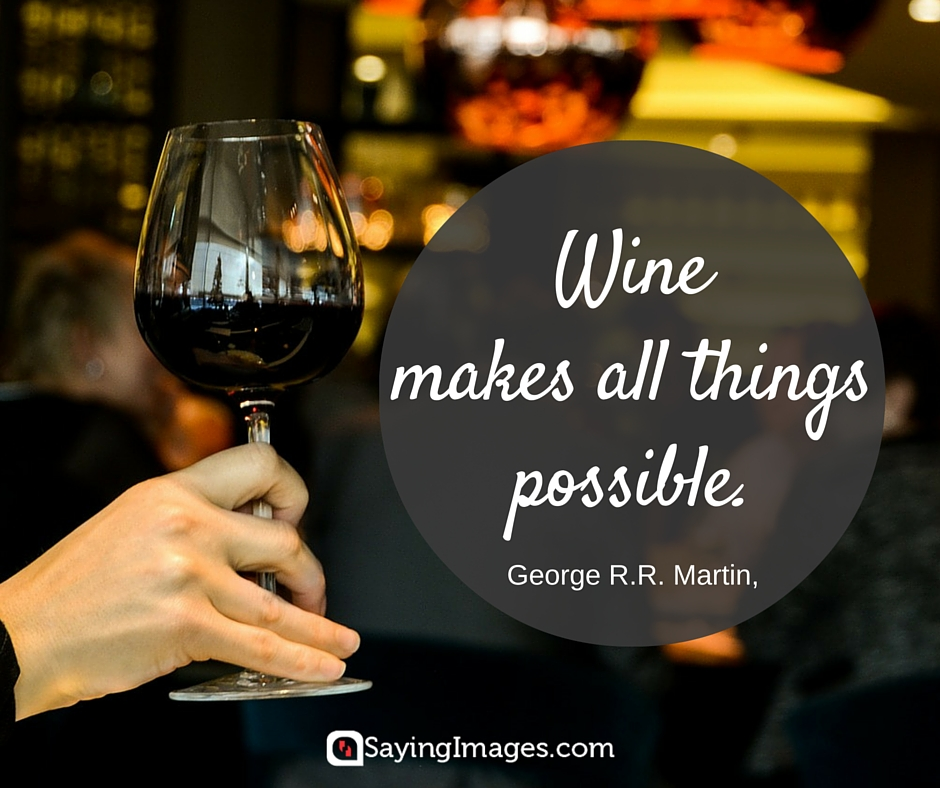 wine sayings quotes