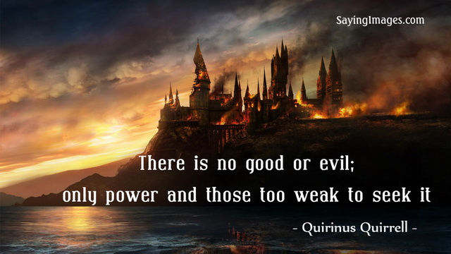 harry potter quotes saying