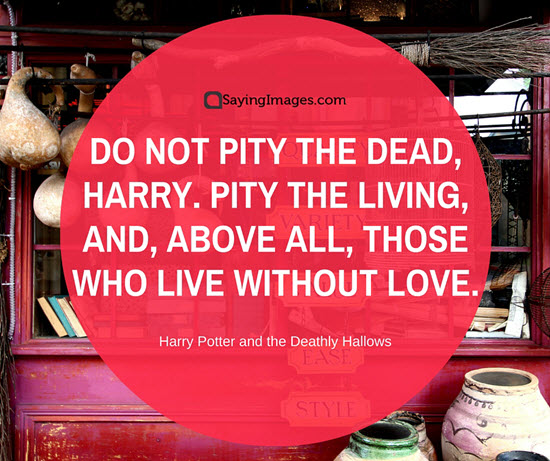 inspirational harry potter quotes