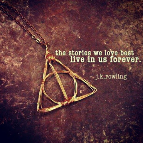 harry potter quotes images saying