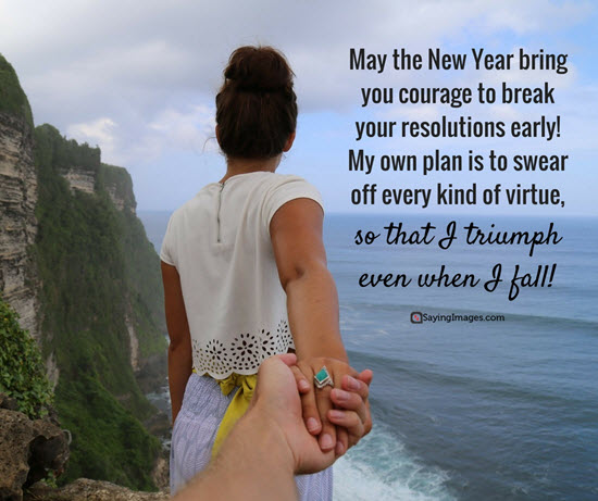 message for new year