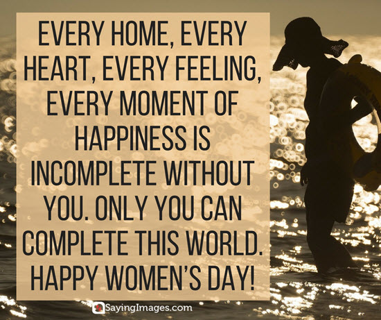 Happy Womens Day Quotes Sms Message Saying Images Word Porn
