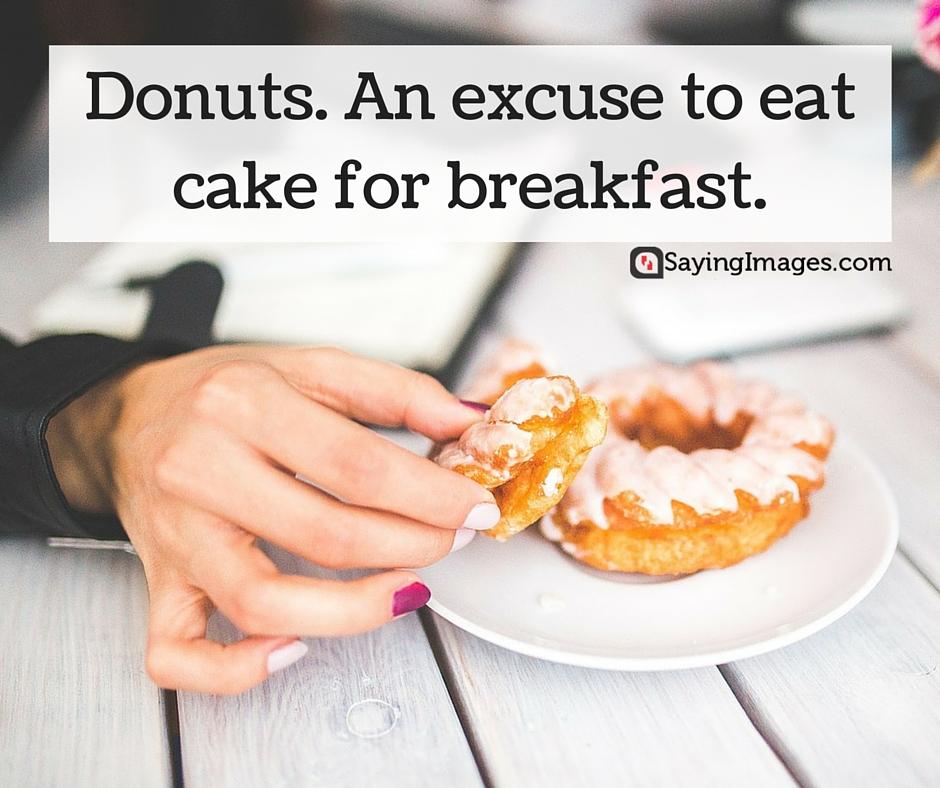 doughnuts quotes