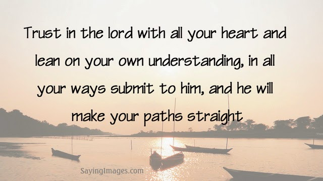 trust proverb