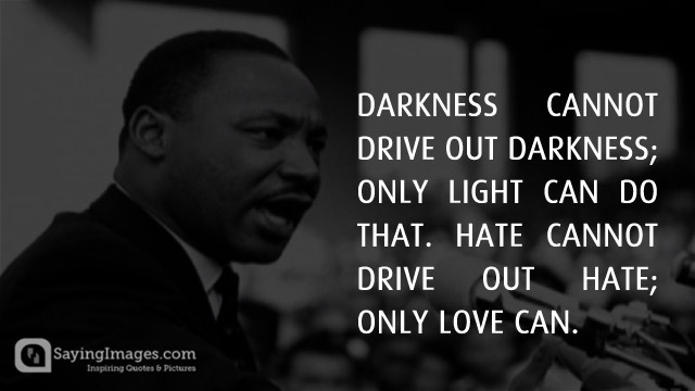 Inspirational Martin Luther King Jr Quotes Pictures Word Porn