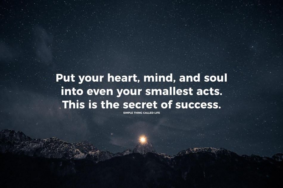 100 Great Inspirational Heart And Mind Quotes