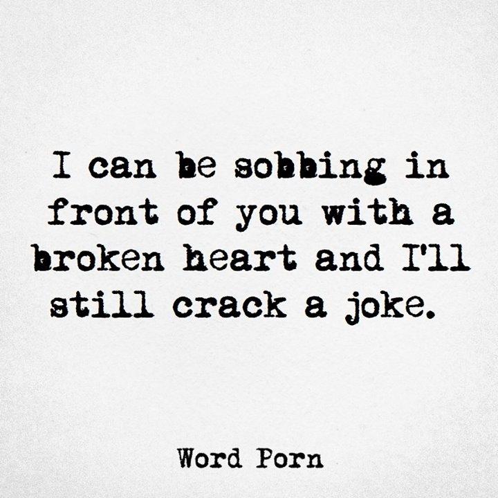 broken heart - Word Porn added a new photo.