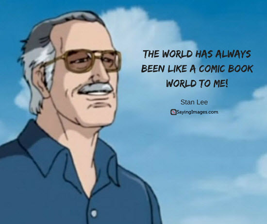 quotations stan lee