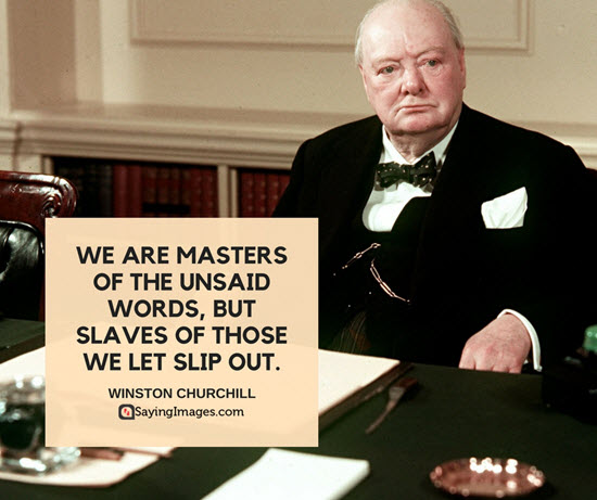 famous churchill quotes