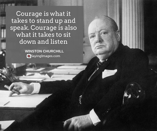 best churchill quotes
