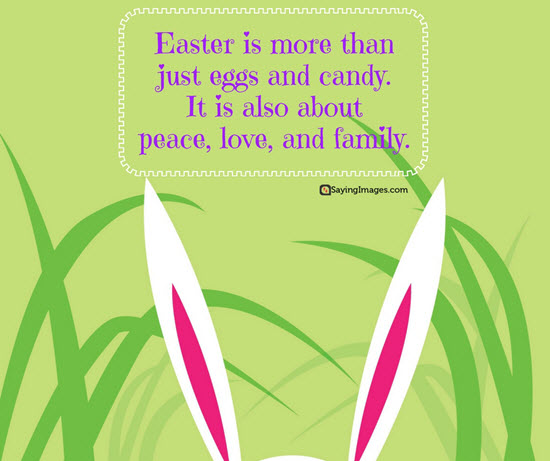 easter sunday message