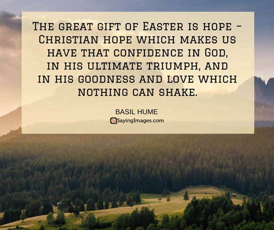 Happy easter quotes for a hope filled sunday word porn quotes easter blessings quotes negle Image collections