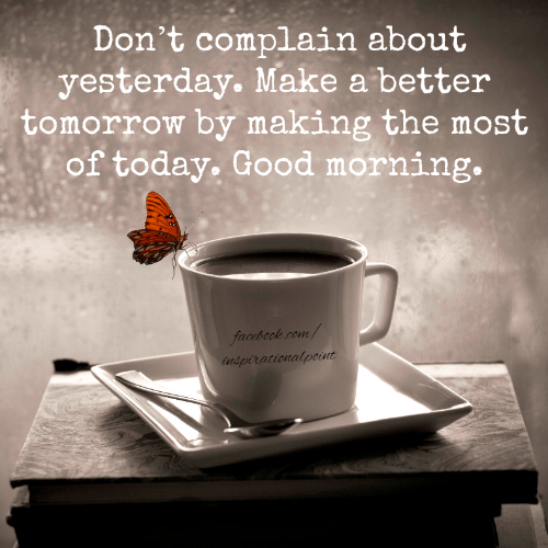 Emotional Good Morning Quotes