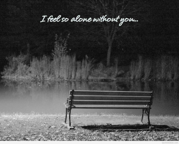 Quotes On Being Alone In The World
