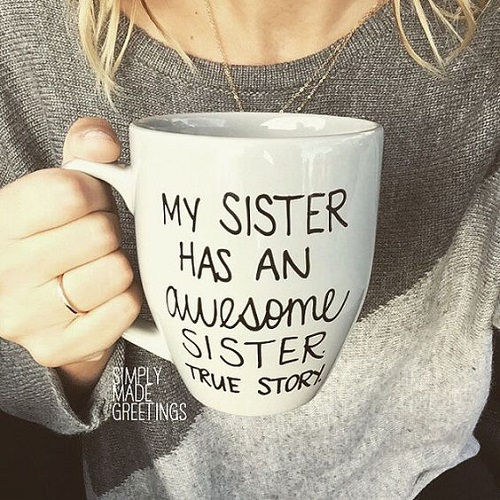 Funny Sister Quotes | 31 Funny Sister Quotes And Sayings With Images Word Porn Quotes