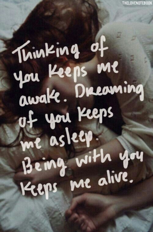 Dreaming og You Amazing Quotes