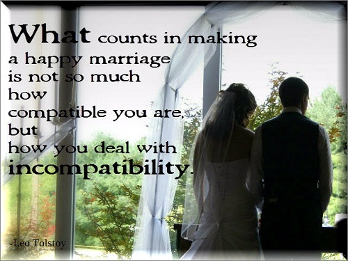 Short Inspirational Marriage Quotes