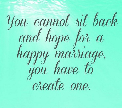 Funny and Happy Marriage Quotes with Images