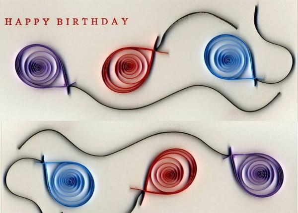 Lovely Birthday Card Ideas