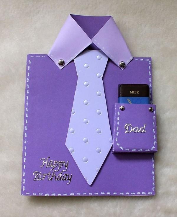 Homemade Birthday Card Ideas For Dad