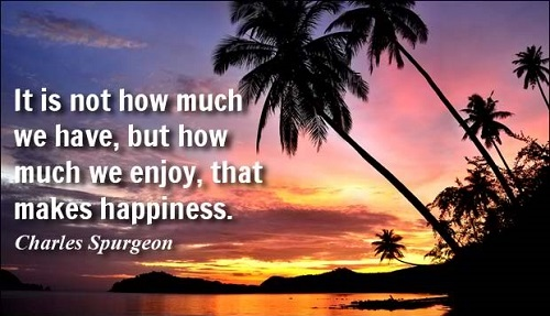 Short Best Quotes About Happy Moments