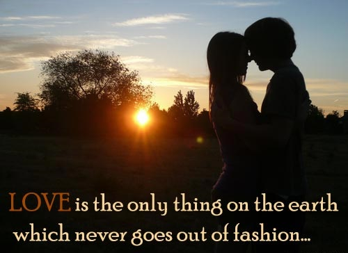 Motivational Best Quotes About Love