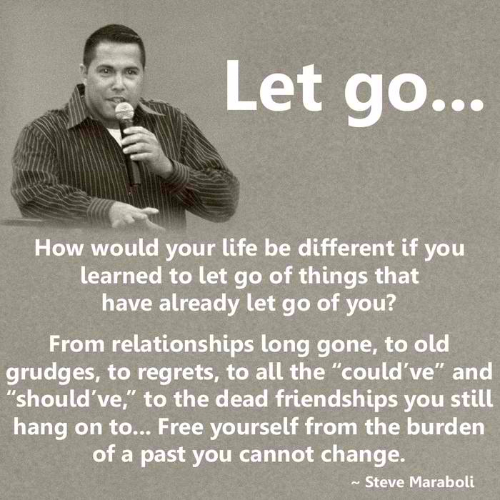 Best Quotes About Letting Go