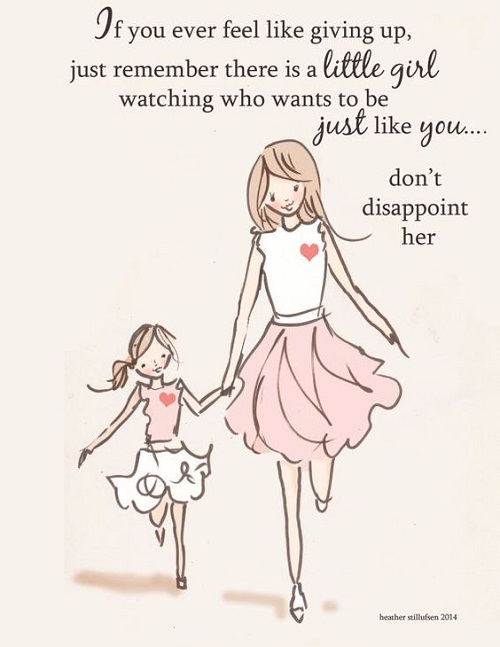Don't Disappoint Her Mother Quotes