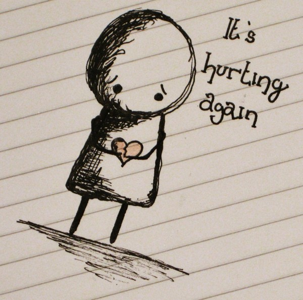 Love Hurts Quotes | 42 Hurting Quotes For Her And Him With Images Word Porn Quotes