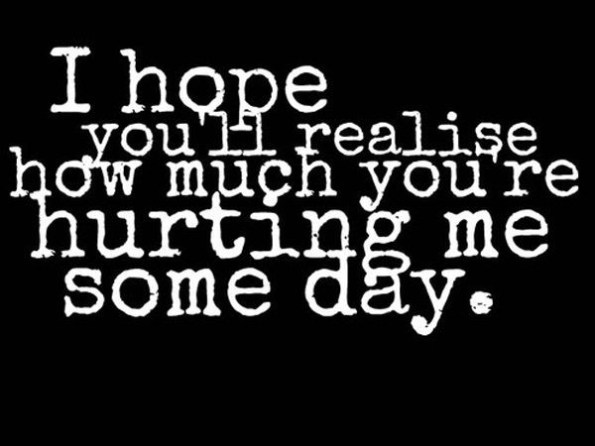 60 Hurting Quotes For Her And Him With Images Word Porn Quotes Impressive Quotes Hurt
