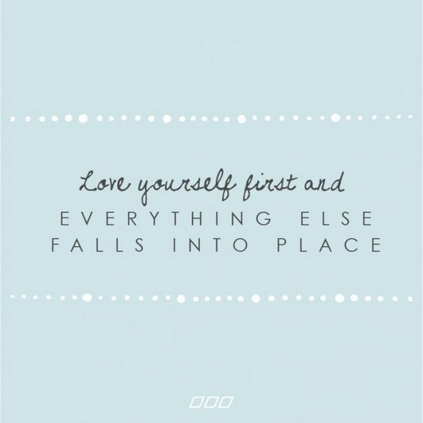 17 Cute I Love Myself Quotes With Images