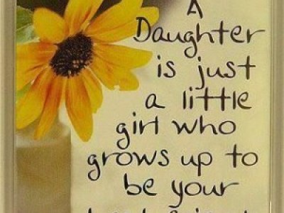 short inspiring mother daughter quotes
