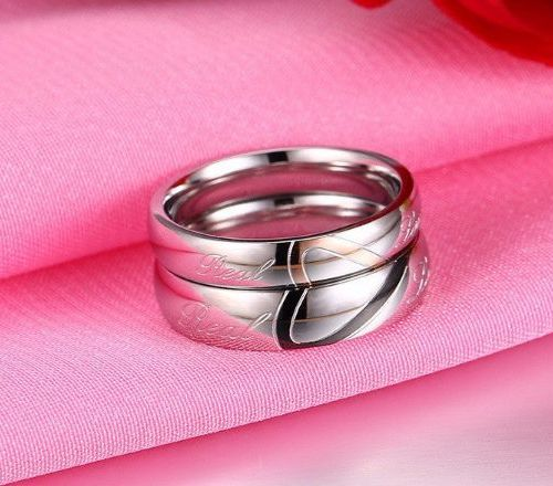 'Real Love' Couple Ring