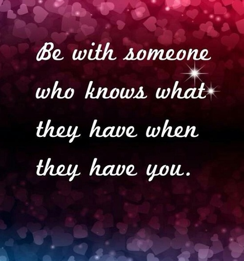Be with Someone Love Quotes for Husband