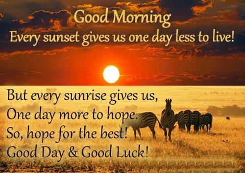 good-morning-quotes-sunrise-sunset-hope