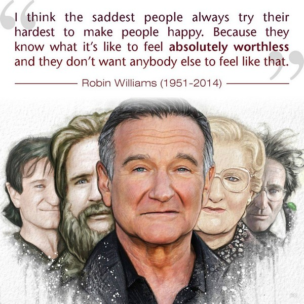 Robin Williams Quotes About Life Classy 34 Robin Williams Quotes On Life And Laughter  Word Quotes