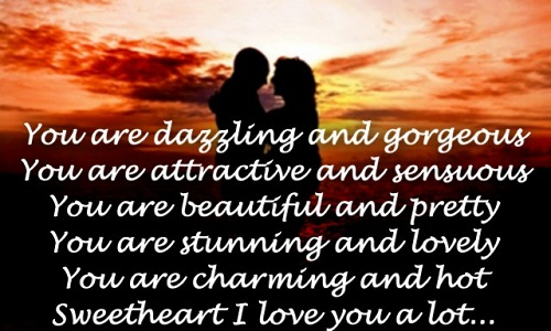 Dazzling and Gorgeous Love Quotes for Her