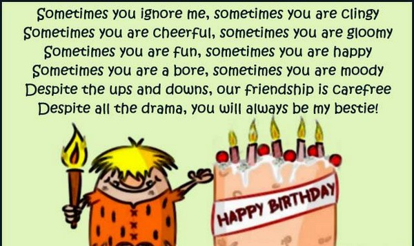 Birthday Wishes For Friend Christian