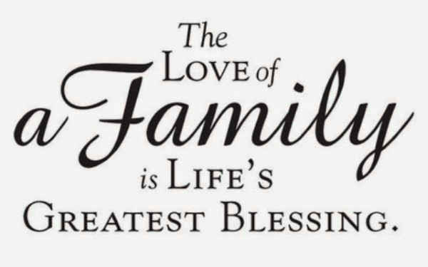 60 Short And Inspirational Family Quotes With Images Word Porn Interesting Family Life Quotes