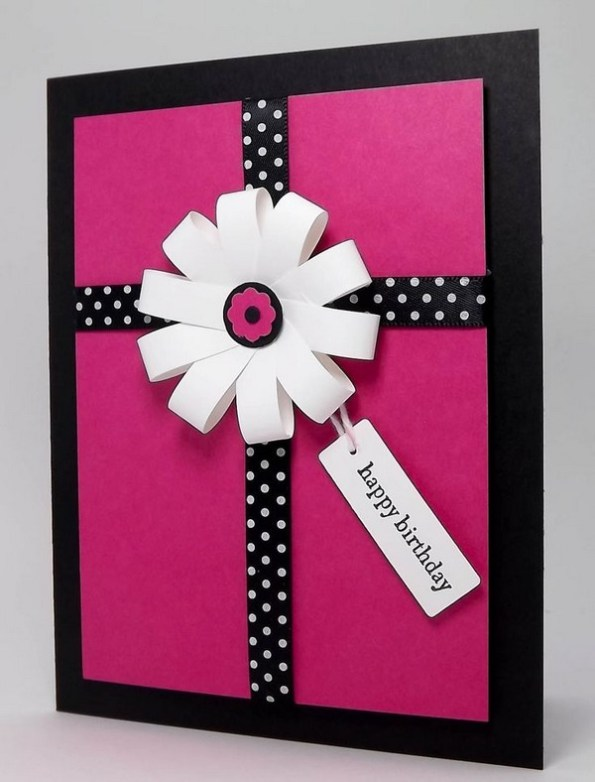 Homemade Birthday Card Ideas For Sister