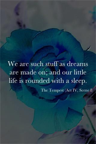 shakespeare goodnight quotes