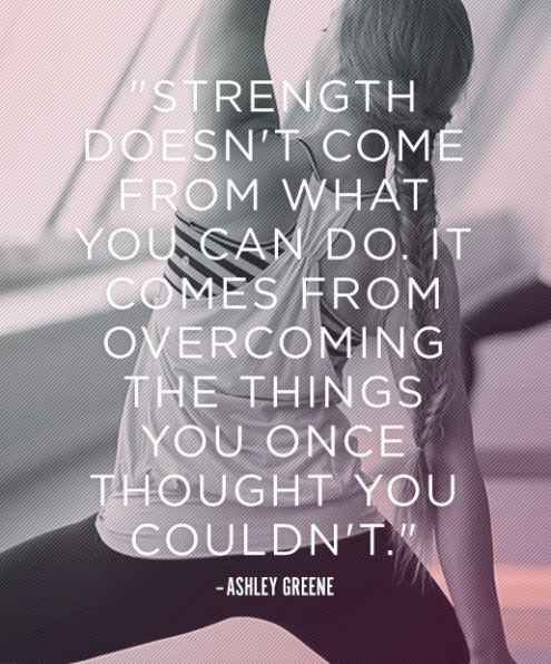 gym fitness quotes for women