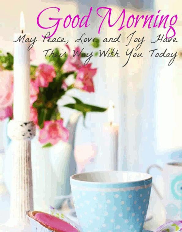 51 Cute Good Morning Love Quotes with Beautiful Images