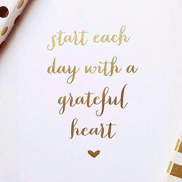 good morning love quotes grateful