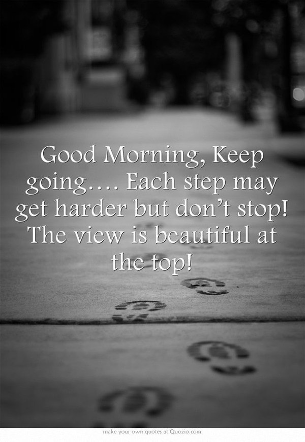 encouraging good morning love quotes