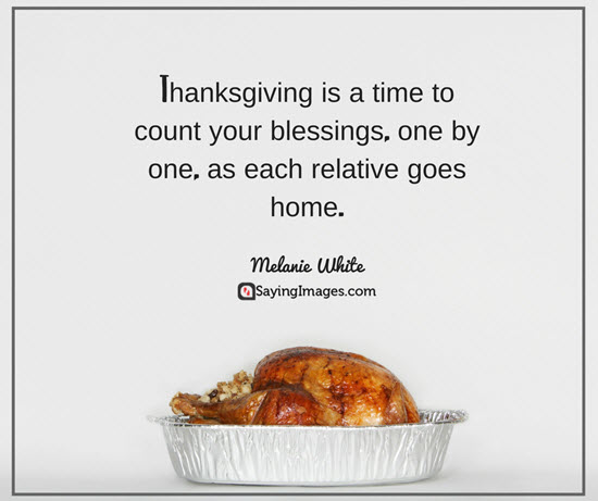 funny thanksgiving card messages