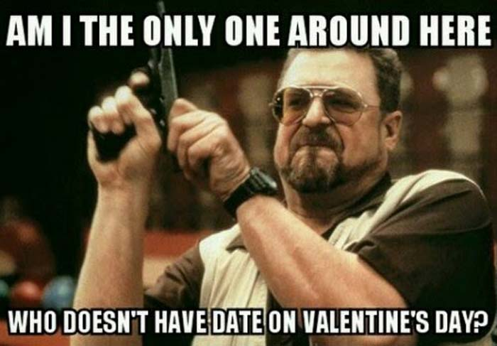 Funny Meme For The Day : 20 funny valentine's day memes for singles word porn quotes love