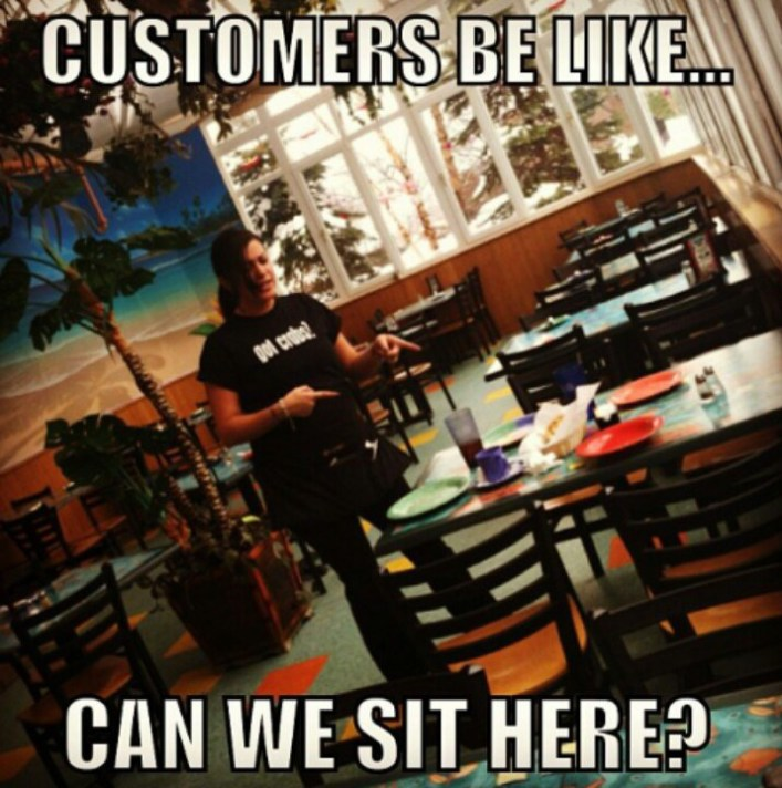 30 Restaurant Memes That Will Make You Nod In Agreement Word Porn