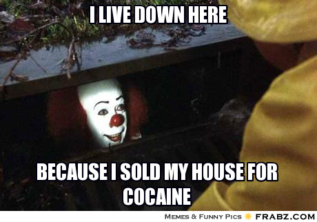 Captions cocaine with funny pictures