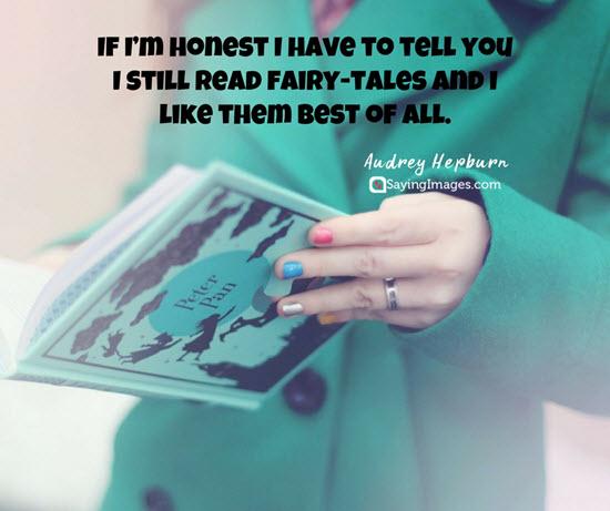 audrey hepburn fairytales quotes